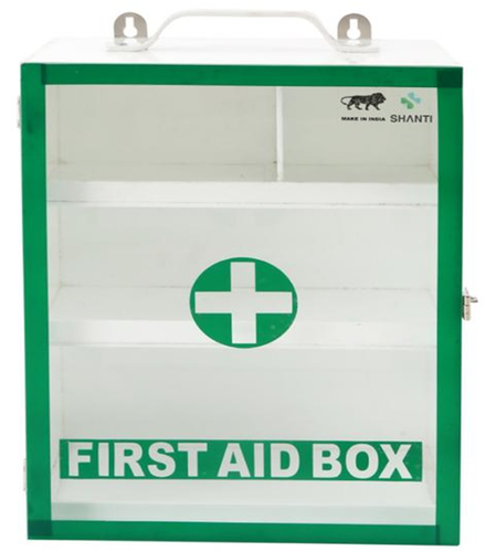 Fist Aid Boxes