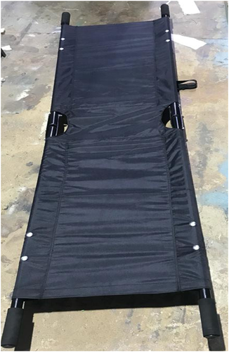 Folding  Stratcher