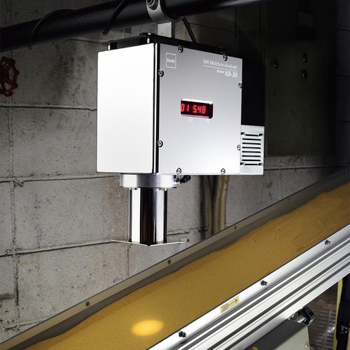 NIR In-line moisture analyzer KB-30