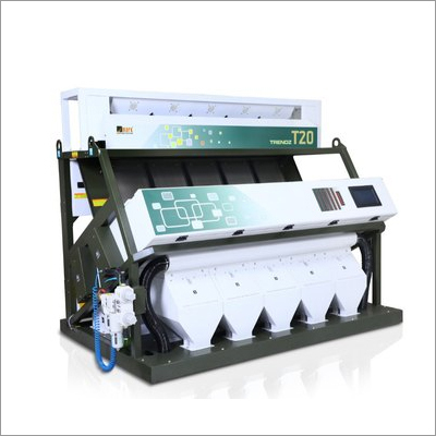 Dhall Color Sorting Machine