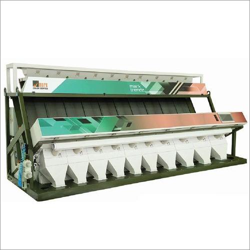 Tri Chromatic Color Sorter 10 Chute