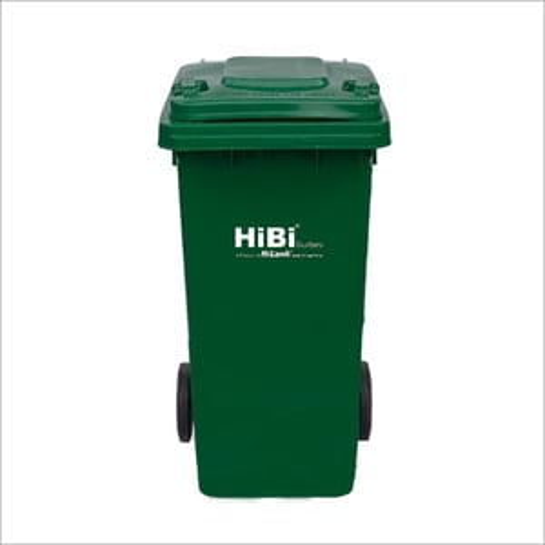 Aw Series Trash Dustbins By Hibi