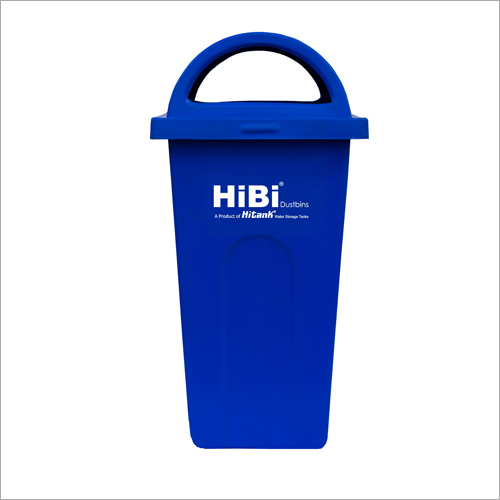 Recycled Plastic Dustbins