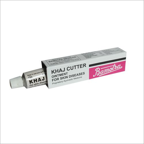 Khaj Cutter Ayurvedic Medicine Age Group: All