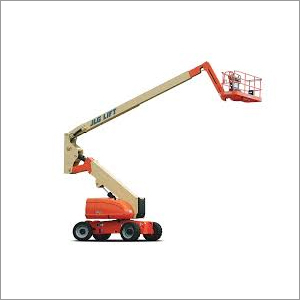 80 ft Articulated Boom Lift