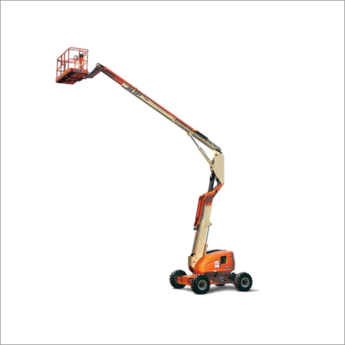 60 ft Articulated Boom Lift