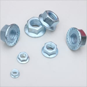 Threaded Hex Nuts