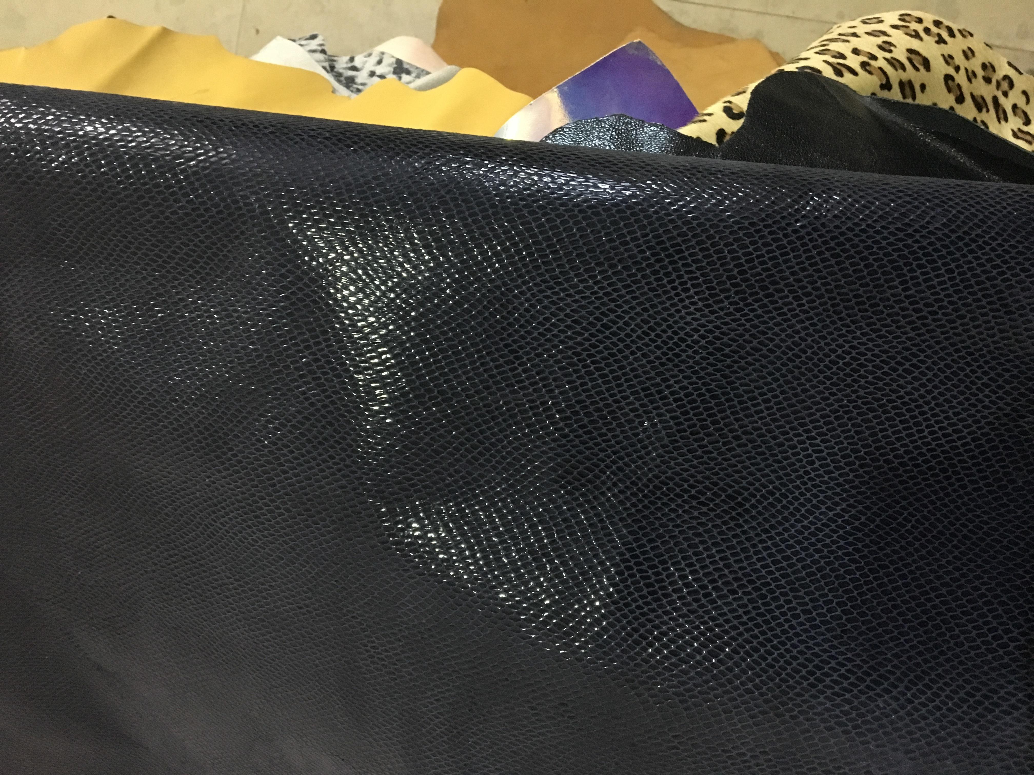 Foil Leather