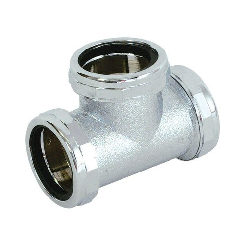 Two Joint Pipe Fittings
