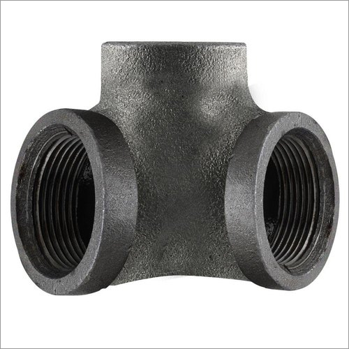Two Half Pipe Fittings