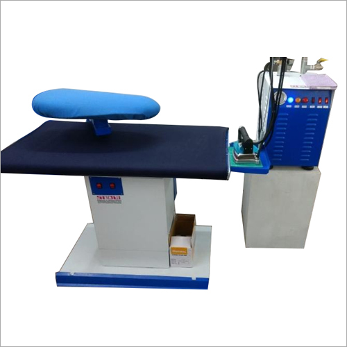 Vacuum Table With Buck