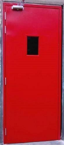 Industrial Fire Rated Steel Door