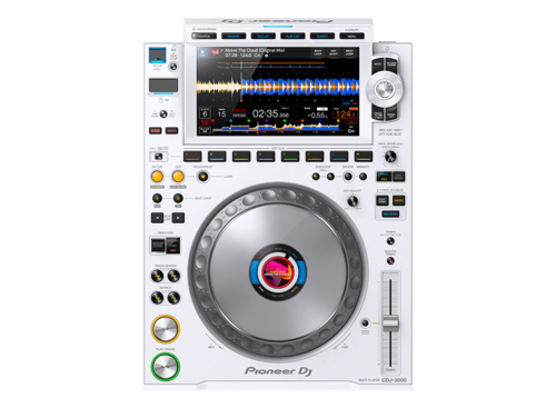 Pioneer CDJ-3000-W DJ Player