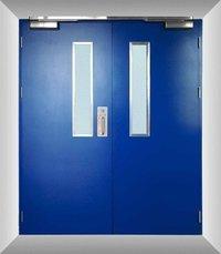 Metal Resistant Fire Doors