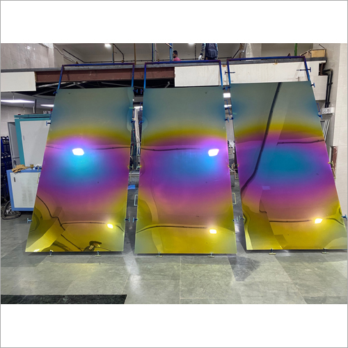 SS Sheet PVD Coating Services