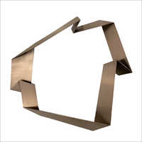 SS Furniture PVD Bronze Coating Services