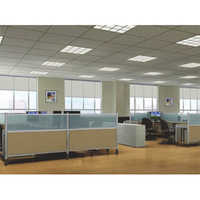 Fall Ceiling and Office Interior