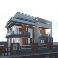 Villa Bunglow Full Project