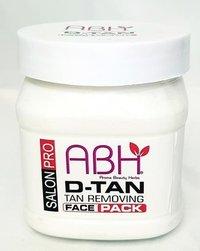 ABH D Tan Face Pack