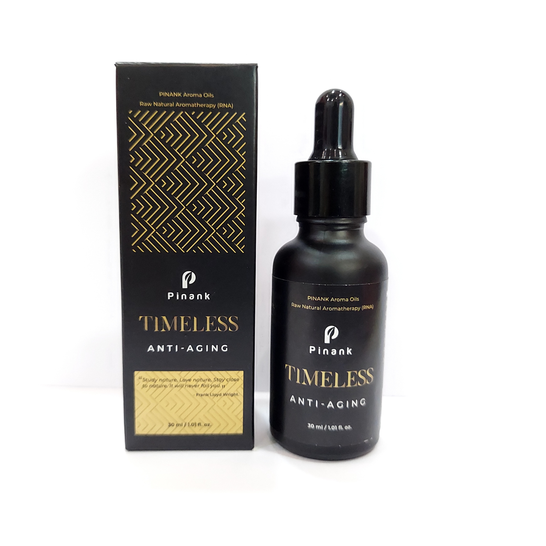 Timeless Anti Aging Aroma Oil