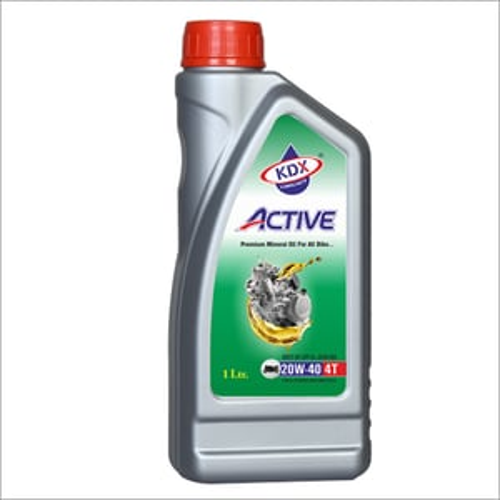 4T Active 20W40 Bike Engine Oil