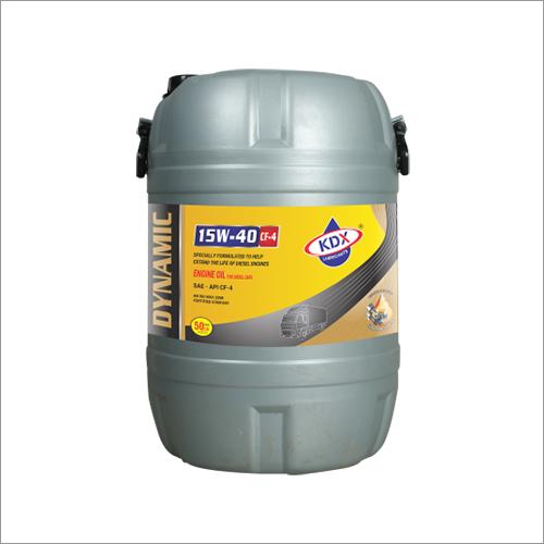 50 Ltr Dynamic 15W40 Car Engine Oil
