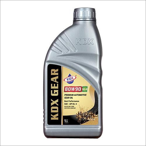 1 Ltr 80W90 Gear Oil