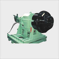 Stub Type Uncoiler with Hydraulic Expand Collapse