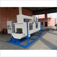 Crate Cleaning Machine Front Loading 5 - 10 HP