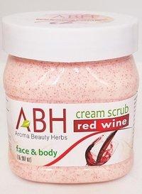 ABH Red Scrub