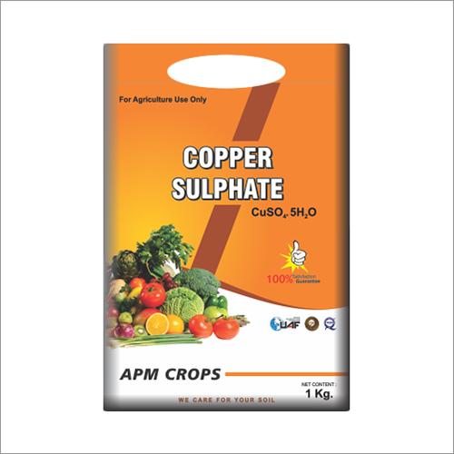 Copper Sulphate Fertilizer