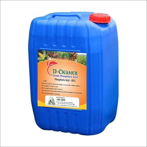 D- Cleaner 85% Green Phosphoric Acid