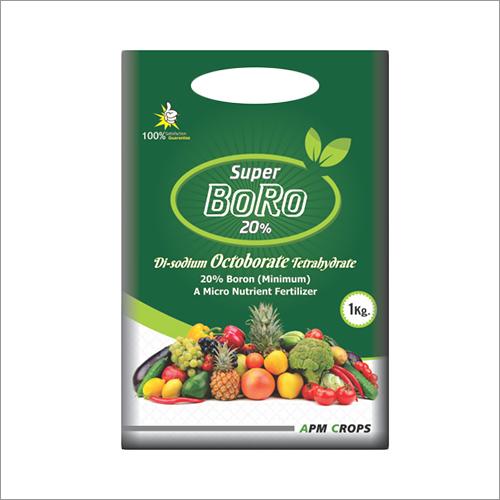 Super Boro 20%
