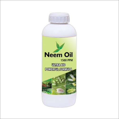 1500 Ppm Neem Oil