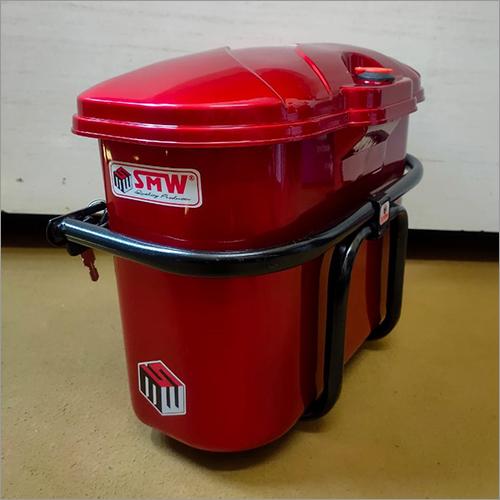 U Frame Red Side Box