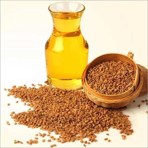 Yellow Fenugreek Seed Oil
