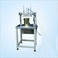 Lid Press Machine