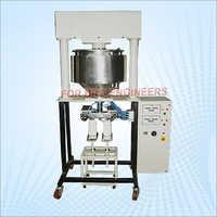 Semi Automatic Paste Filler Machine