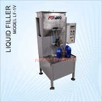 Semi Automatic Lubricant Oil Filling Machine