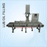 Lubricant Oil Filling Machine