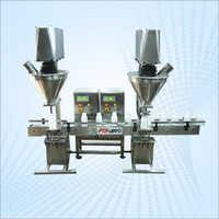 Automatic Powder Filling Line Machine
