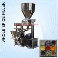 Whole Spice Filling Machine