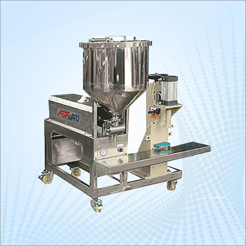 Ointment Filling Machine