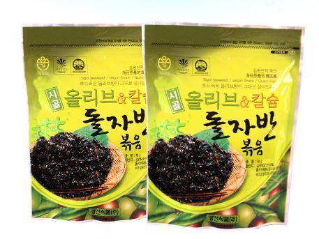 Sigol Laver Snack with Olive Oil 40g