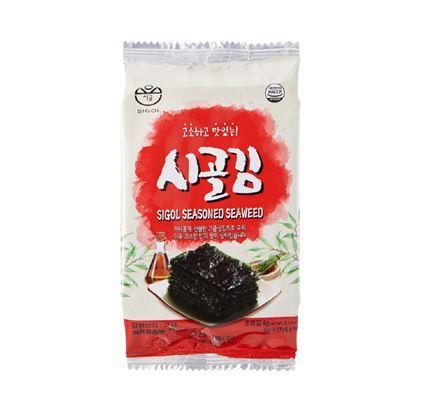 Sigol Seasoned Seaweed 4g