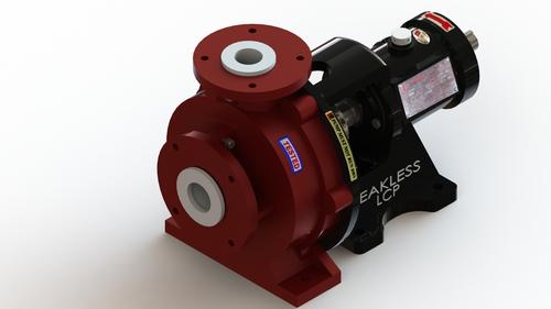 Centrifugal Process Pvdf Pump