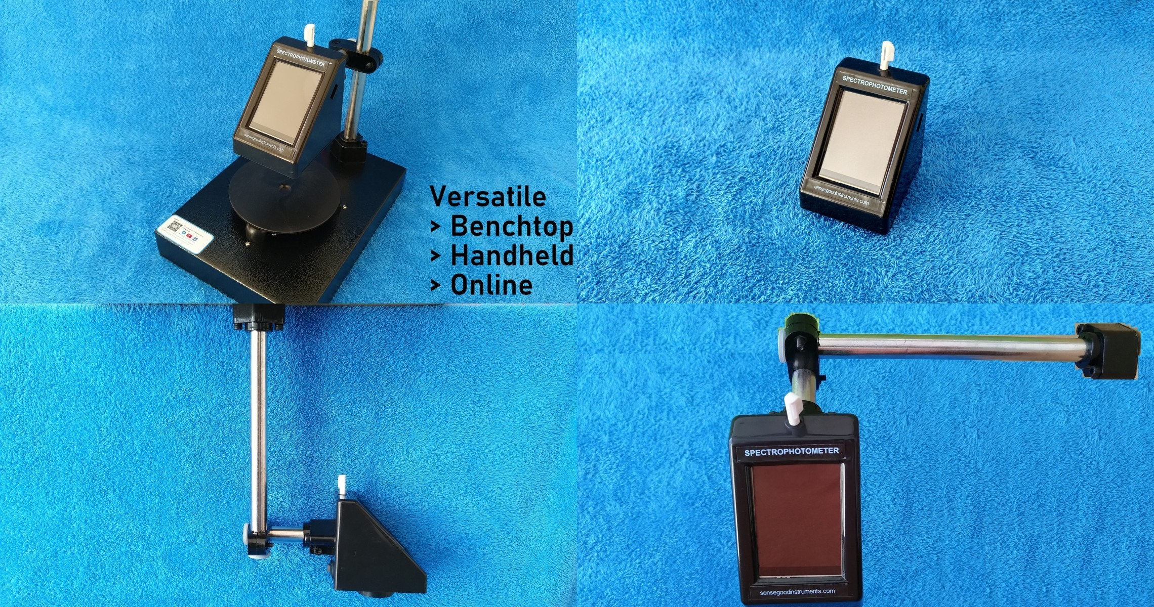 Affordable Color Measuring Spectrophotometer For Color Management