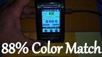 Color Difference Meter