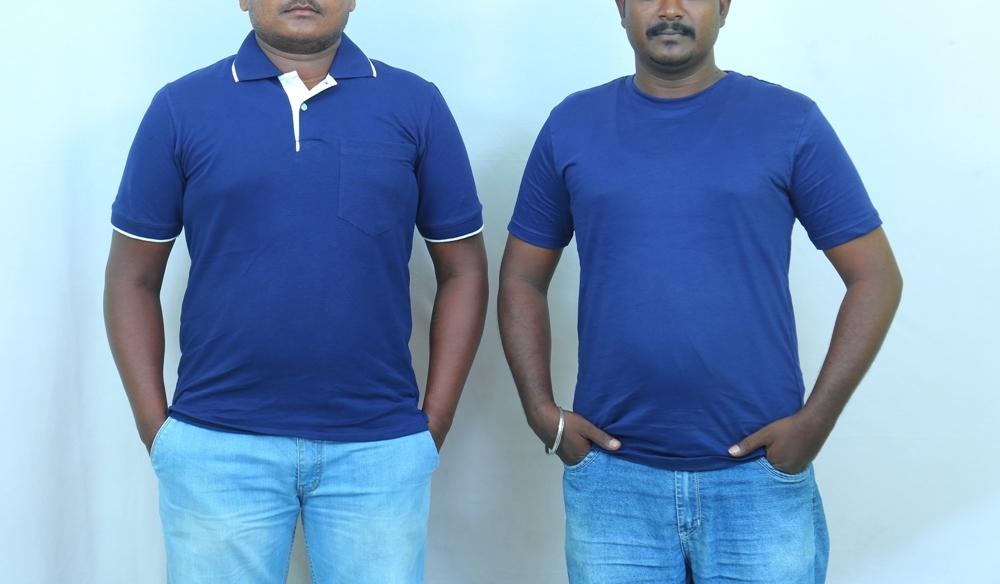 Organic Cotton T Shirt