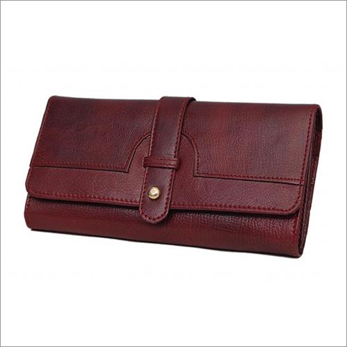 Ladies Plain Wallet